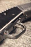 arma Concetto del fucile da caccia Immagini Stock