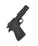 Arma da mão de Airsoft Fotos de Stock Royalty Free