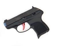Arma da mão, Pistola 380 Foto de Stock