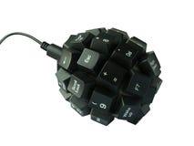 Arma das guerras da informação Imagens de Stock Royalty Free