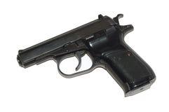 arma de 9m m Imágenes de archivo libres de regalías