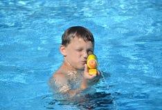 Arma de agua Fotografía de archivo libre de regalías