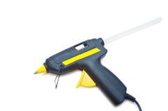 Arma de colagem isolada no branco Fotos de Stock