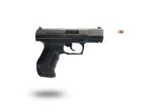 Arma de fogo Foto de Stock Royalty Free