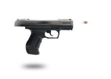 Arma de fogo Fotografia de Stock