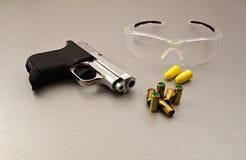 Arma de gás Foto de Stock Royalty Free
