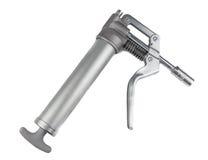 Arma de grasa para la lubricación del aceite Foto de archivo libre de regalías