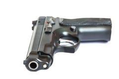 Arma de la arma de mano de la pistola automática Imágenes de archivo libres de regalías