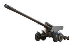 Arma de la artillería Fotografía de archivo libre de regalías