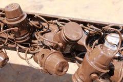 Arma de la base del flanco (SWC) Imagen de archivo libre de regalías