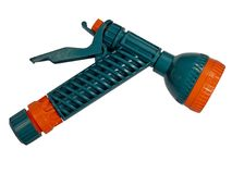 Arma de la irrigación, boca para la manguera Fotos de archivo libres de regalías