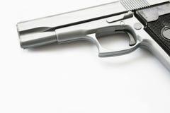 Arma de la mano foto de archivo