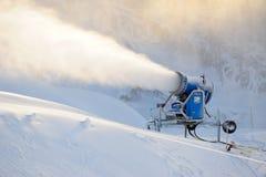 Arma de la nieve Fotos de archivo libres de regalías