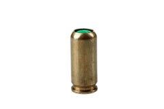 Arma de las balas Fotografía de archivo libre de regalías
