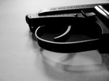 Arma de mano imágenes de archivo libres de regalías