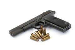 Arma de mano Imagen de archivo