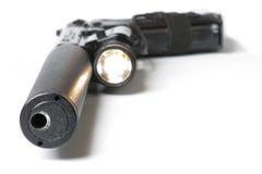 Arma de mano Fotografía de archivo libre de regalías