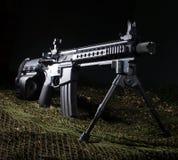 Arma de mano AR-15 Imágenes de archivo libres de regalías