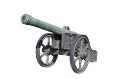 Arma de mano de bronce (pequeño cañón) Foto de archivo libre de regalías