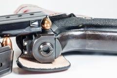 arma de mano de 9 milímetros Fotografía de archivo