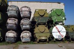 Arma del vintage ucrania Fotografía de archivo libre de regalías