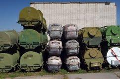 Arma del vintage ucrania Imagen de archivo