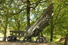 Arma delle forze di difesa Fotografia Stock Libera da Diritti