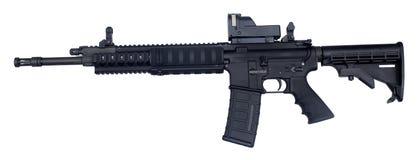 Arma di assalto Immagini Stock Libere da Diritti