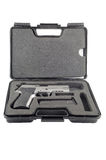 Arma en el caso Fotografía de archivo