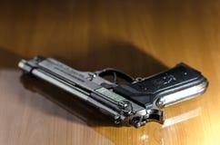 Arma en el vector Imagenes de archivo