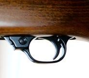 Arma, fucile da caccia, cercante Immagine Stock