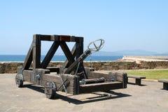 Arma medioevale Fotografia Stock Libera da Diritti