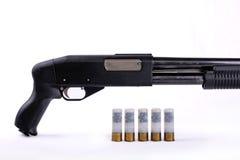 Arma para la protección Foto de archivo libre de regalías