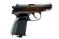 Arma, pistola. Foto de archivo libre de regalías