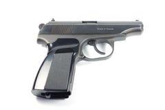 Arma preta Imagem de Stock