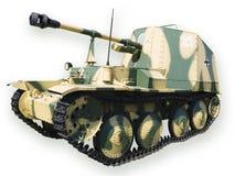 A arma a segunda guerra de mundo Imagem de Stock