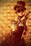 Arma vieja Imagen de archivo libre de regalías