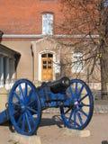 Arma viejo en museos Foto de archivo libre de regalías