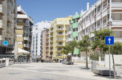 Armacao de Pera νότια Πορτογαλία Στοκ φωτογραφίες με δικαίωμα ελεύθερης χρήσης