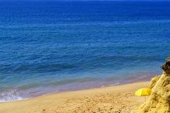 Armacao de Pera Beach Στοκ φωτογραφίες με δικαίωμα ελεύθερης χρήσης