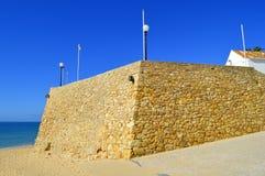Armacao de Pera Fort στο Αλγκάρβε Στοκ εικόνα με δικαίωμα ελεύθερης χρήσης