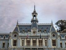 Armada do Chile Fotos de Stock Royalty Free