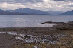 Armadale,斯凯岛海岛,苏格兰 库存图片