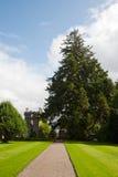 armadale κήπος κάστρων Στοκ εικόνες με δικαίωμα ελεύθερης χρήσης