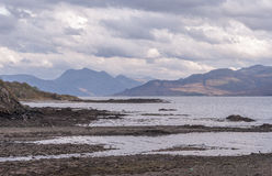 Armadale, остров Skye, Шотландия Стоковое Изображение