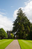 Armadale castle garden Royalty Free Stock Images
