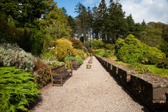Armadale castle garden Stock Photography