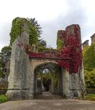 Armadale Castle Ruins Royalty Free Stock Image