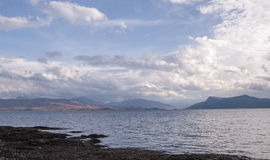 Armadale, Skye wyspa, Szkocja obraz stock