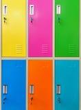 Armadi Colourful Immagine Stock